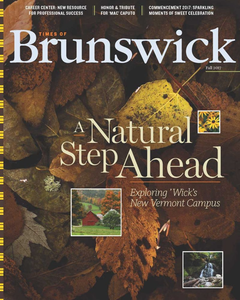 times of brunswick - a natural step ahead
