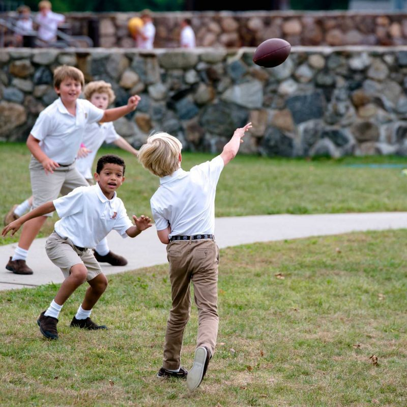 lower school physical education