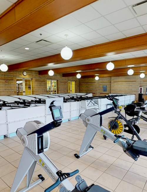 Indoor Rowing Room