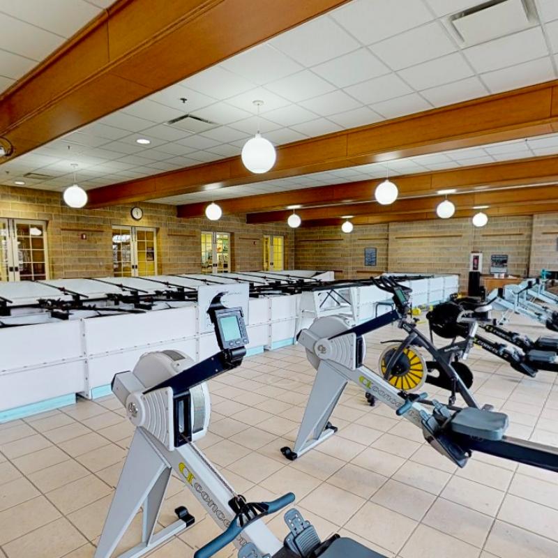 Indoor Rowing Room